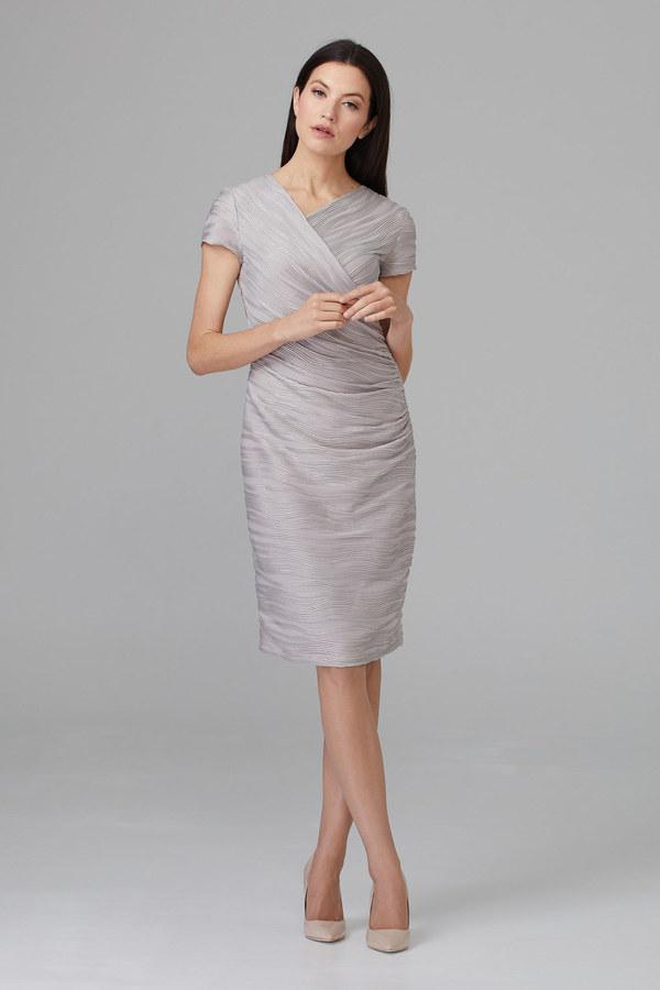 Joseph Ribkoff Robes Beige Style 201477