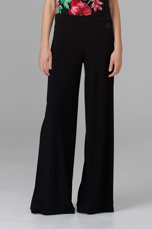 Joseph Ribkoff Black Pants Style 201482