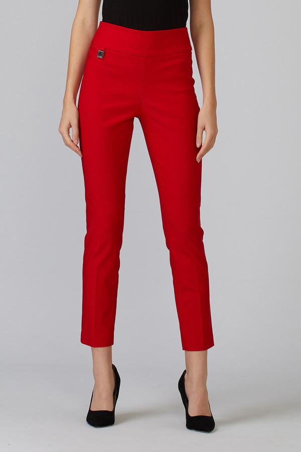 Joseph Ribkoff Pantalons Rouge A Levres 173 Style 201483