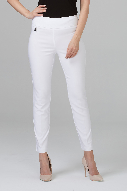 Joseph Ribkoff White Pants Style 201483