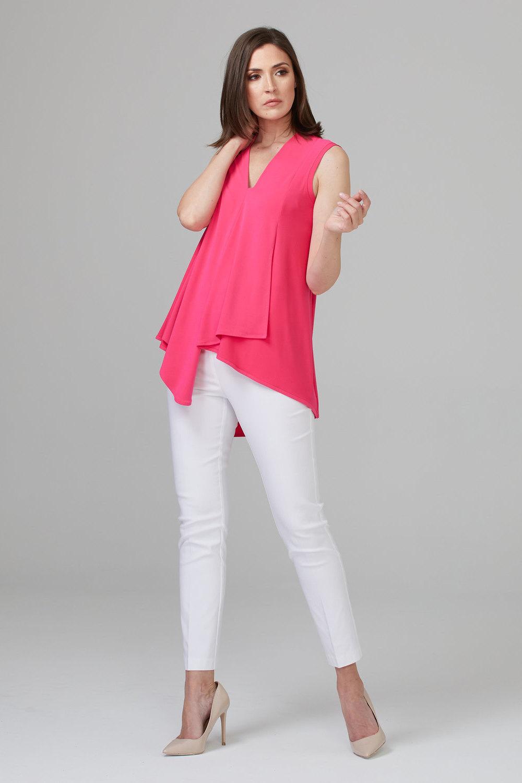 Joseph Ribkoff Pantalons Blanc Style 201483