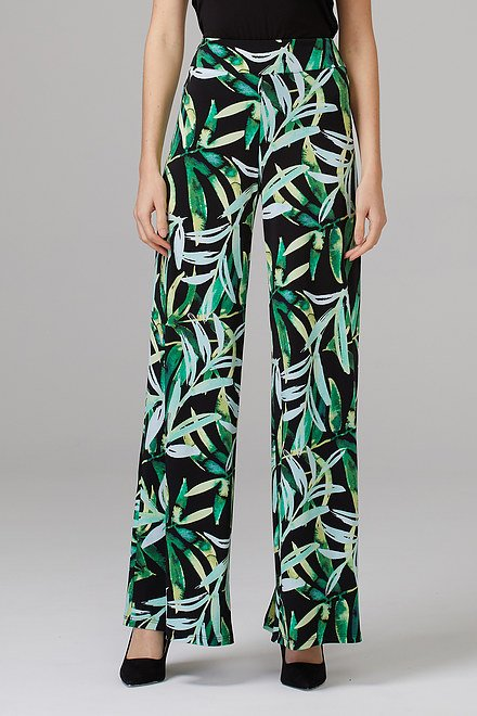 Joseph Ribkoff Pantalons Noir/Multi Style 201484