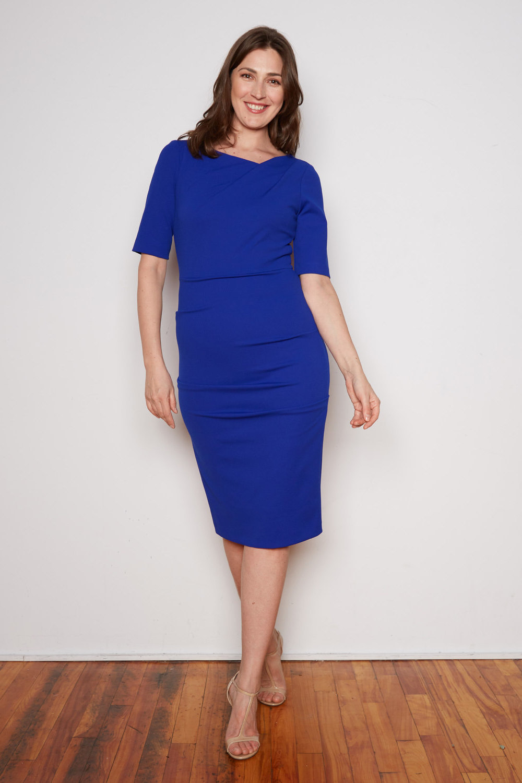 Joseph Ribkoff Royal Sapphire 163 Dresses Style 201500