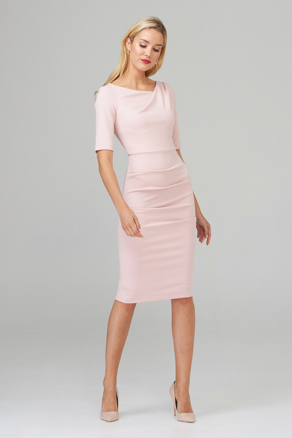 Joseph Ribkoff Rose Dresses Style 201500