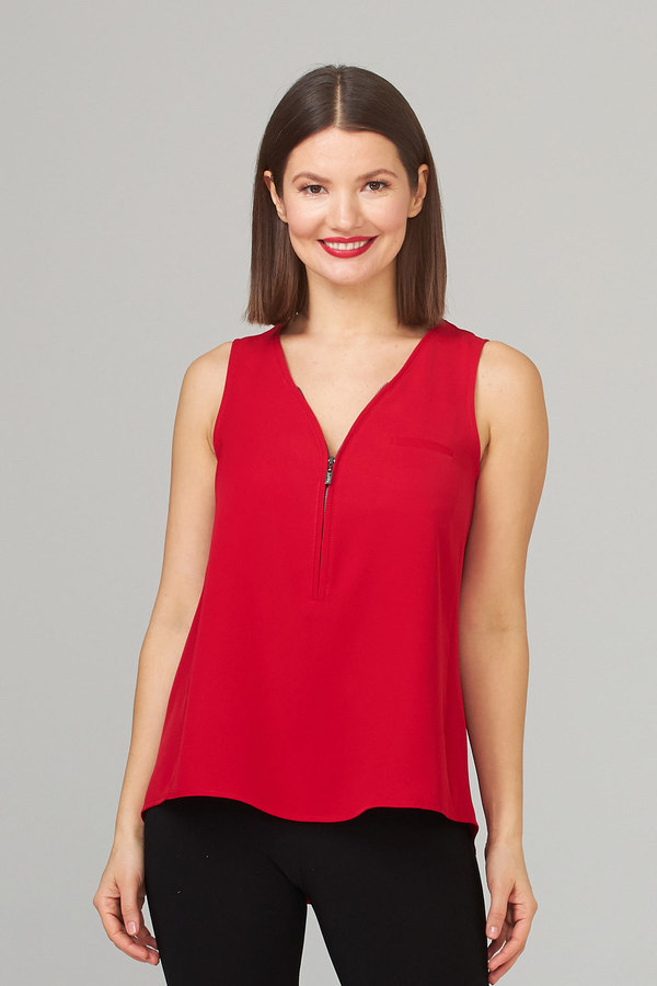 Joseph Ribkoff Tee-shirts et camisoles Rouge A Levres 173 Style 201507