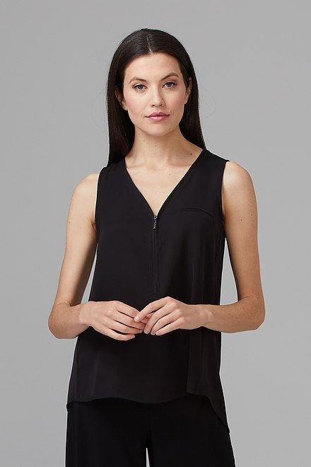Joseph Ribkoff Black Tees & Camis Style 201507