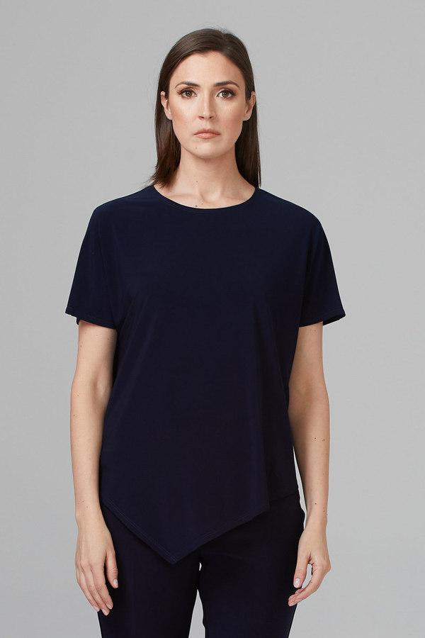 Joseph Ribkoff Tee-shirts et camisoles Bleu Minuit 40 Style 201509
