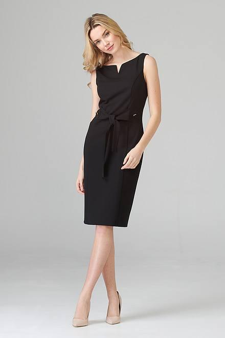 Joseph Ribkoff Robes Noir Style 201514