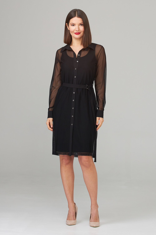 Joseph Ribkoff Black Dresses Style 201515
