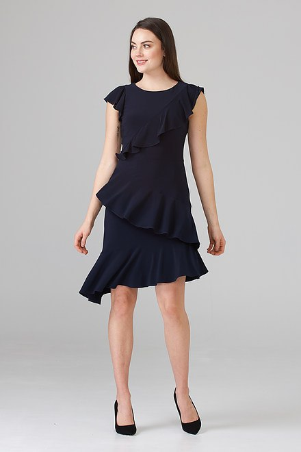 Joseph Ribkoff Midnight Blue 40 Dresses Style 201516