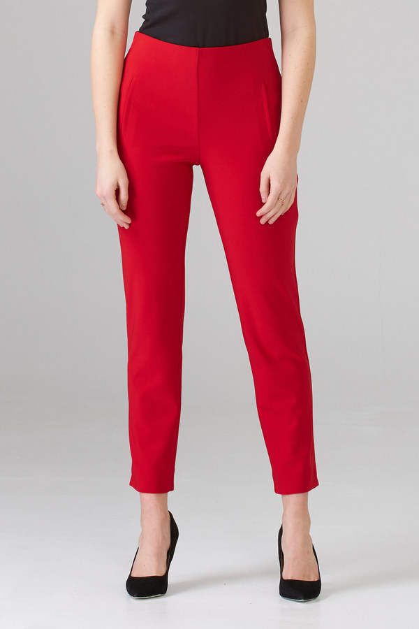 Joseph Ribkoff Lipstick Red 173 Pants Style 201521