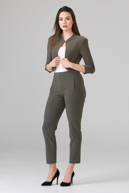 Joseph Ribkoff Avocado 183 Pants Style 201521
