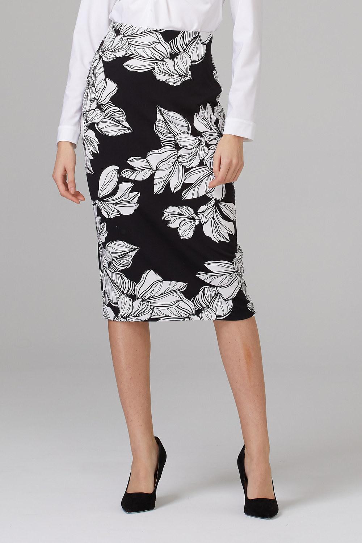 Joseph Ribkoff Black/White Skirts Style 201525