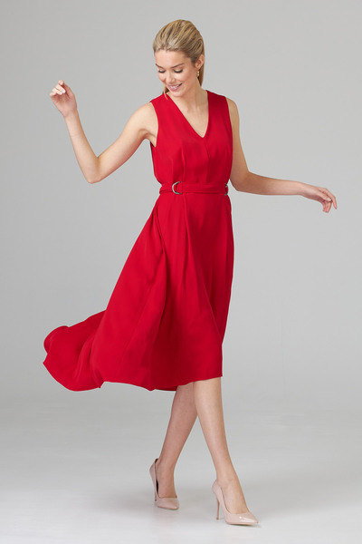 Joseph Ribkoff Robes Rouge A Levres 173 Style 201535