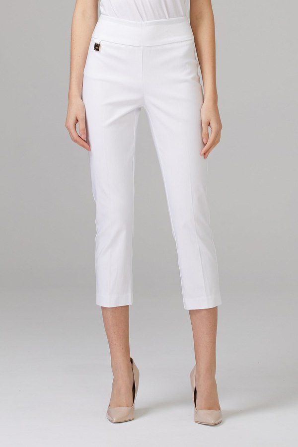 Joseph Ribkoff Pantalons Blanc Style 201536