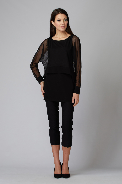 Joseph Ribkoff Pantalons Noir Style 201536