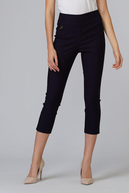 Joseph Ribkoff Midnight Blue 40 Pants Style 201536
