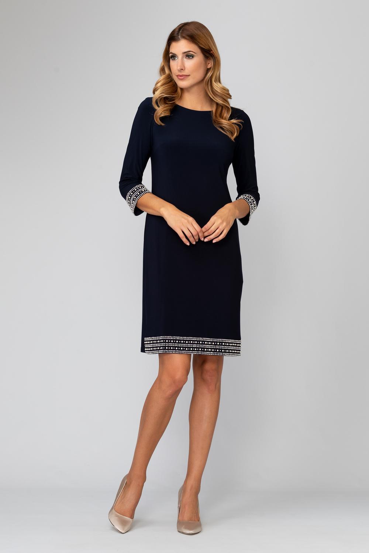 Joseph Ribkoff Midnight Blue 40 Dresses Style 194009