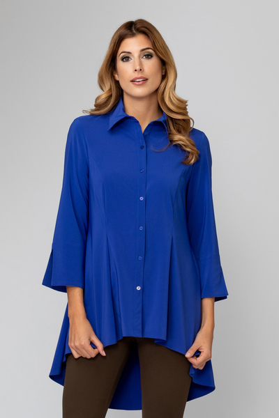 Joseph Ribkoff Blue Shirts & Blouses Style 193418