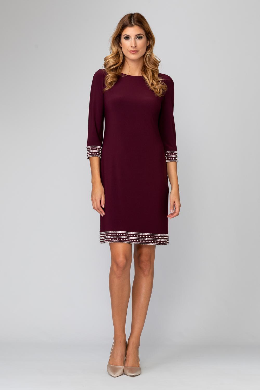 Joseph Ribkoff BLACKBERRY Dresses Style 194009