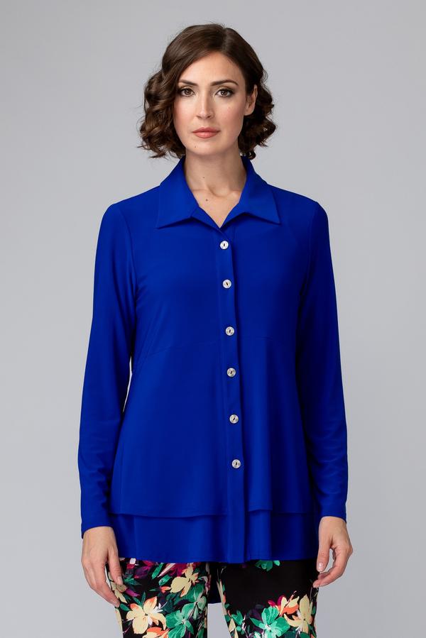 Joseph Ribkoff Chemises et blouses Saphir Royal 163 Style 194101