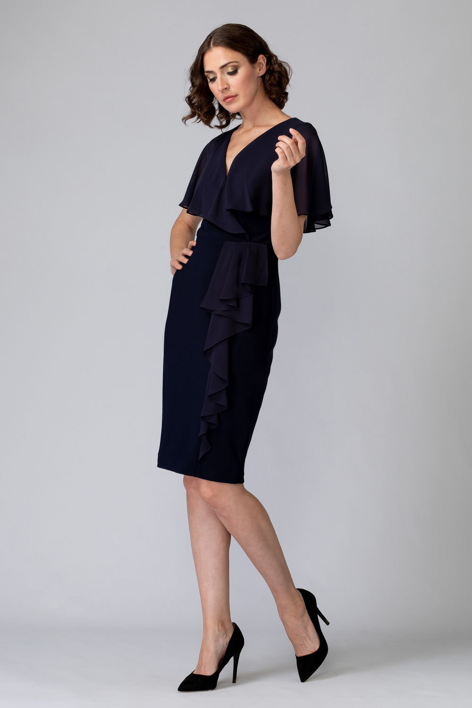 Joseph Ribkoff Midnight Blue 40 Dresses Style 201072