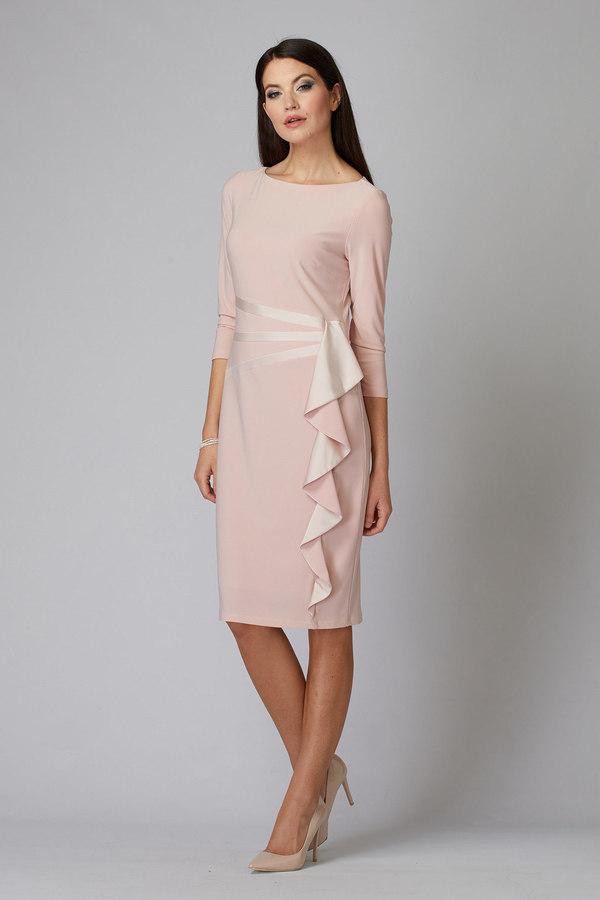 Joseph Ribkoff Rose Dresses Style 184471