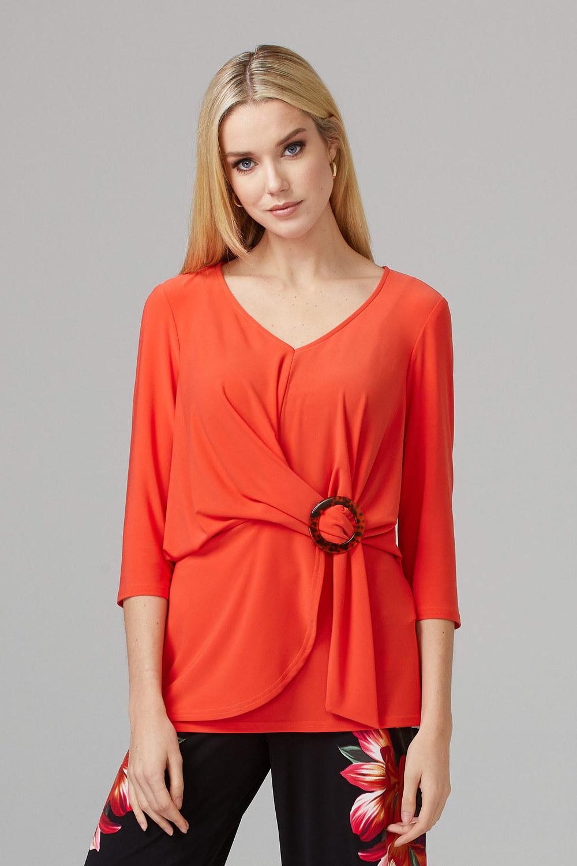 Joseph Ribkoff Tee-shirts et camisoles Papaye Style 201299