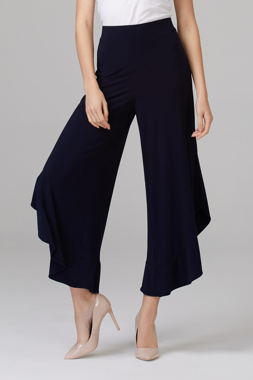 Joseph Ribkoff Pantalons Bleu Minuit 40 Style 201101