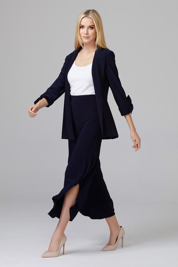 Joseph Ribkoff Midnight Blue 40 Pants Style 201101