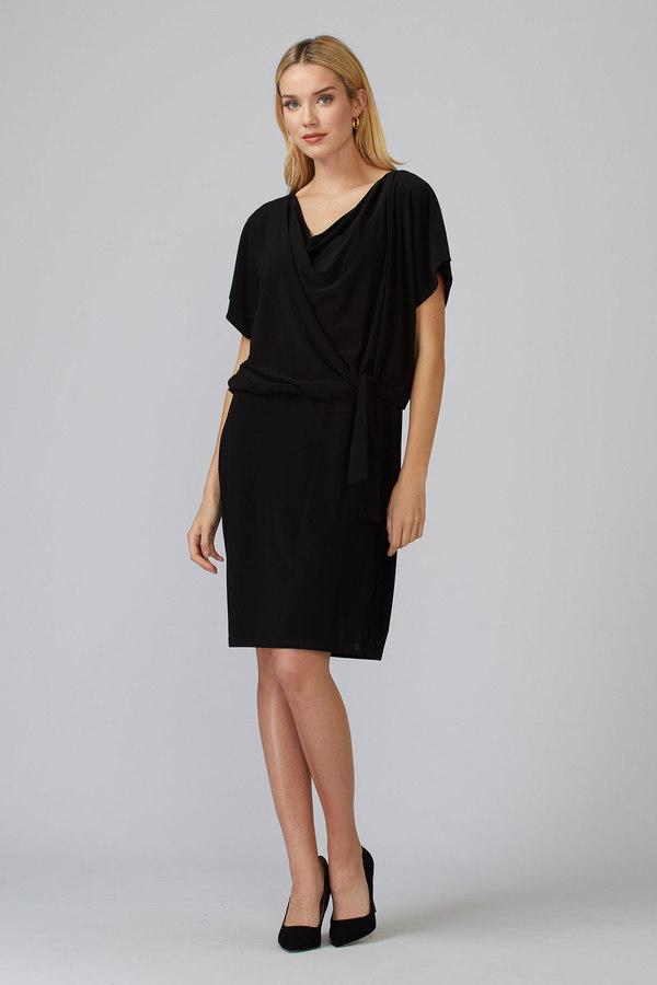 Joseph Ribkoff Black Dresses Style 201147