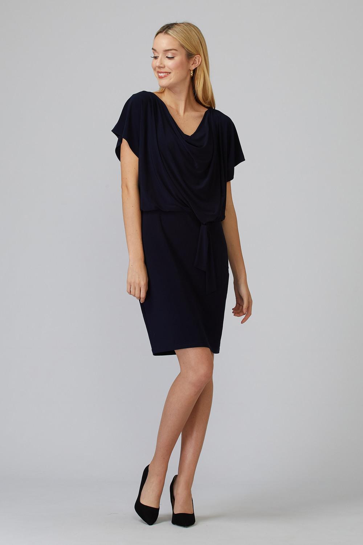 Joseph Ribkoff Midnight Blue 40 Dresses Style 201147
