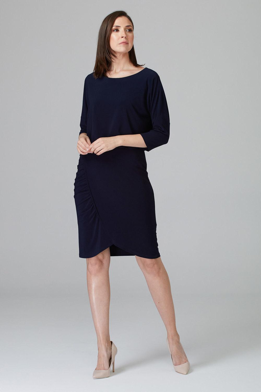 Joseph Ribkoff Robes Bleu Nuit Style 201214