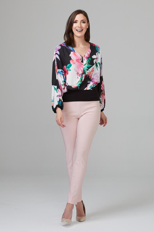 Joseph Ribkoff Pantalons Rose Style 144092
