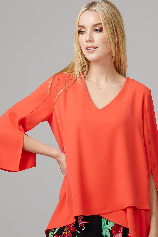 Joseph Ribkoff PAPAYA Shirts & Blouses Style 201085