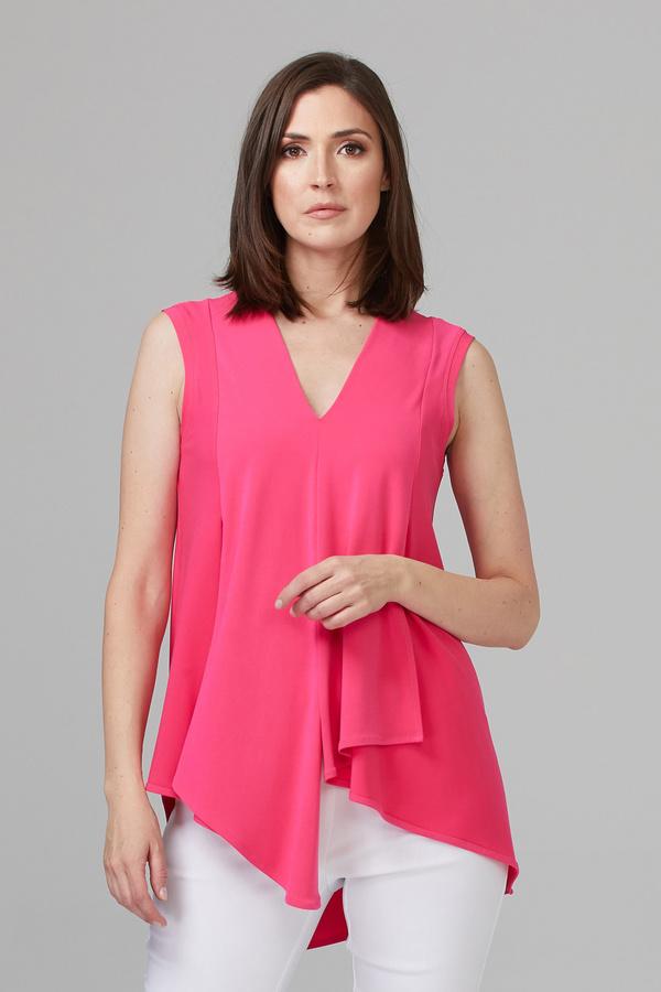 Joseph Ribkoff HYPER PINK Tunics Style 161060