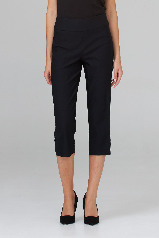 Joseph Ribkoff Pantalons Noir Style 202005