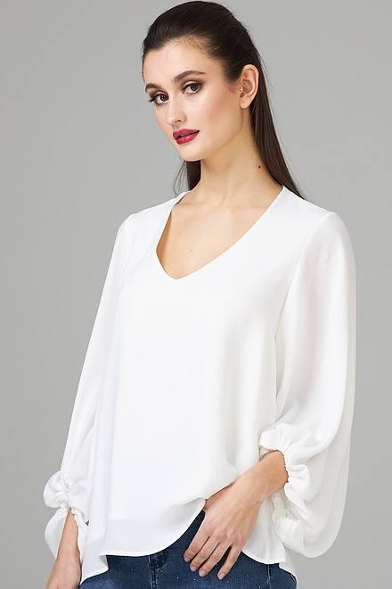 Joseph Ribkoff Chemises et blouses Blanc Style 202027