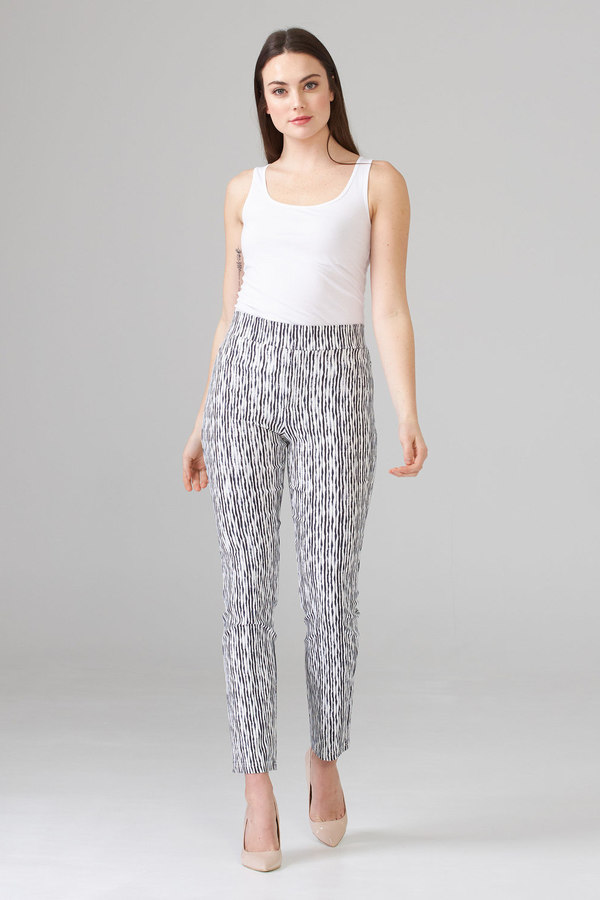Joseph Ribkoff Pantalons Vanille /Indigo Style 202058