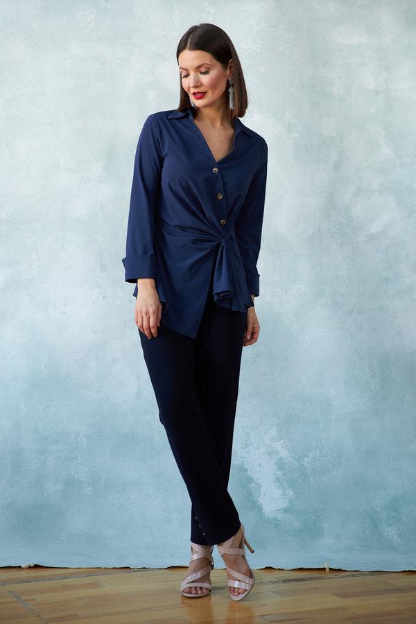 Joseph Ribkoff Chemises et blouses Bleu Nuit Style 202062