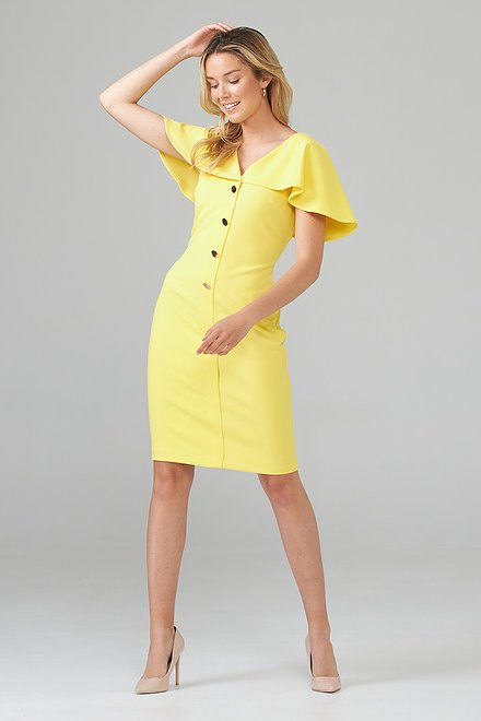 Joseph Ribkoff Robes Rayon de soleil 171 Style 202077