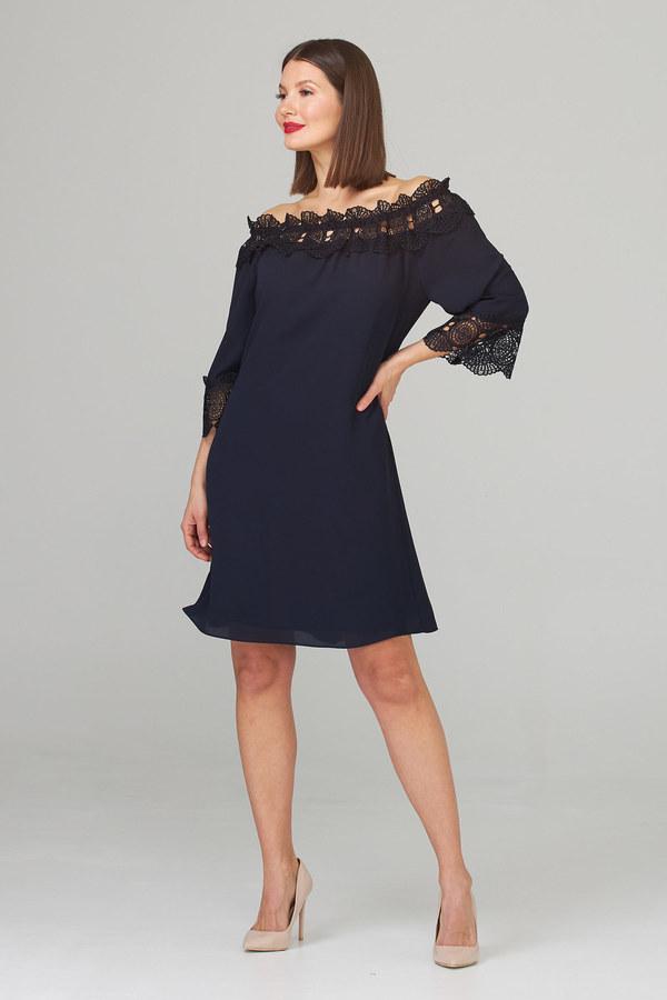 Joseph Ribkoff Midnight Blue Dresses Style 202091