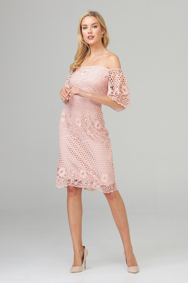 Joseph Ribkoff Rose Dresses Style 202117