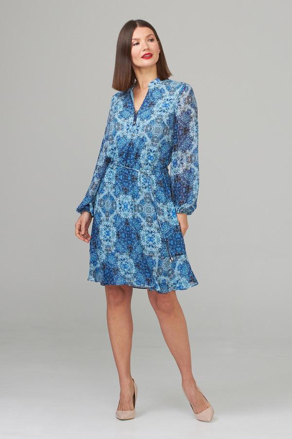 Joseph Ribkoff Robes Bleu/Multi Style 202118
