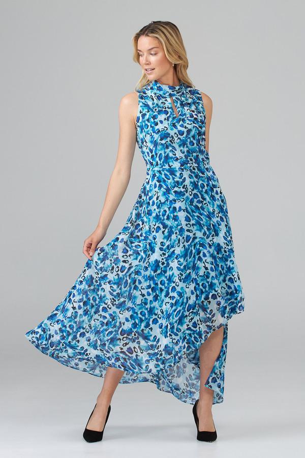 Joseph Ribkoff Robes Bleu/Multi Style 202121