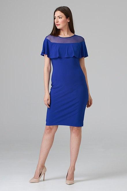 Joseph Ribkoff Royal Sapphire 163 Dresses Style 202125