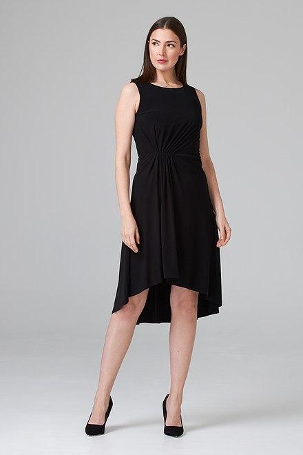 Joseph Ribkoff Robes Noir Style 202129