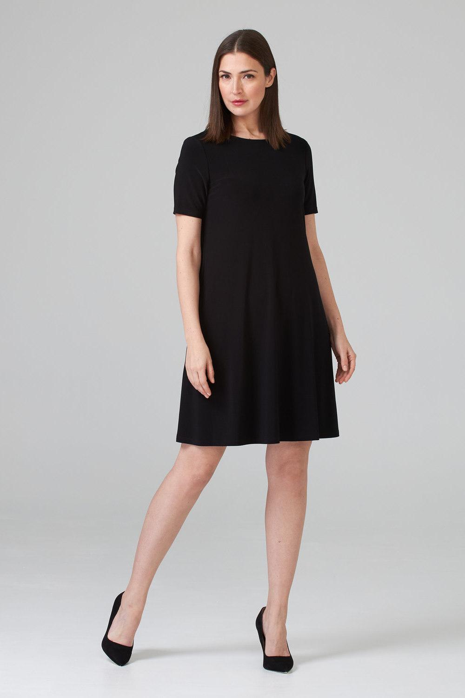 Joseph Ribkoff Robes Noir Style 202130
