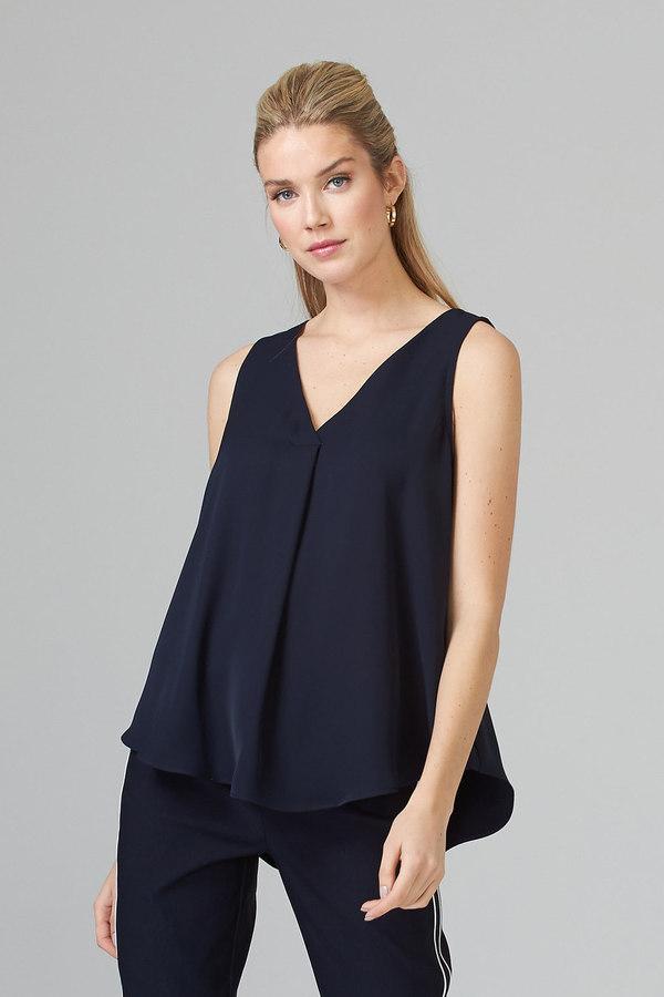 Joseph Ribkoff Midnight Blue Tees & Camis Style 202134