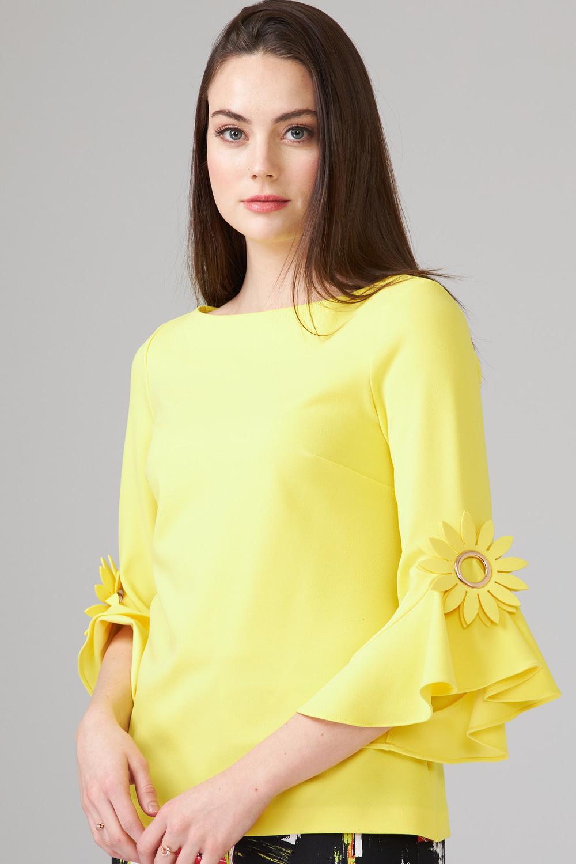 Joseph Ribkoff Chemises et blouses Rayon de soleil 171 Style 202150
